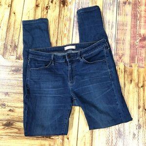 Uniqlo tapered leggings Sz 27 jeans